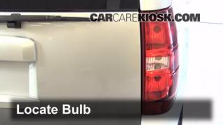 Reverse Light Replacement 2007-2013 Chevrolet Tahoe