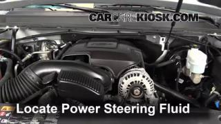 Follow These Steps to Add Power Steering Fluid to a Chevrolet Tahoe (2007-2013)