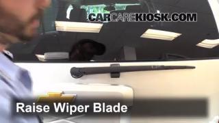 Rear Wiper Blade Change Chevrolet Tahoe (2007-2013)