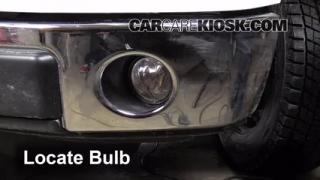 Fog Light Replacement 2009-2013 Ford F-150