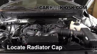 Coolant Flush How-to: Ford F-150 (2009-2013)