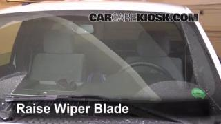 Front Wiper Blade Change Ford F-150 (2009-2014)