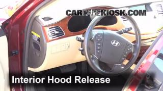 Check the Belts: 2009-2014 Hyundai Genesis