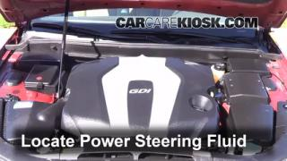 Fix Power Steering Leaks Hyundai Genesis (2009-2014)