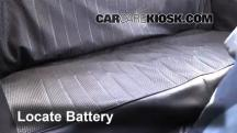1976 Volkswagen Beetle 1.6L 4 Cyl. Convertible Battery