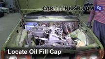 1983 Mercedes-Benz 200D 2.0L 4 Cyl. Diesel Oil