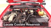 1984 Audi Coupe 2.2L 5 Cyl. Coolant (Antifreeze)