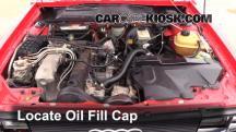 1984 Audi Coupe 2.2L 5 Cyl. Oil