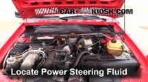 1984 Audi Coupe 2.2L 5 Cyl. Power Steering Fluid