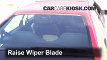 1984 Audi Coupe 2.2L 5 Cyl. Windshield Wiper Blade (Rear)