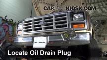 1984 Ford F-250 6.9L V8 Diesel Standard Cab Pickup Oil