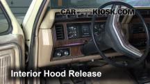 1984 Ford F-250 6.9L V8 Diesel Standard Cab Pickup Capó
