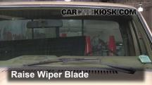 1984 Ford F-250 6.9L V8 Diesel Standard Cab Pickup Windshield Wiper Blade (Front)