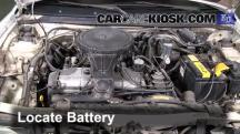 1991 Mazda 323 BG-series 1.3L 4 Cyl. Batería