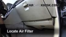 1993 Acura Legend L 3.2L V6 Sedan (4 Door) Air Filter (Cabin)