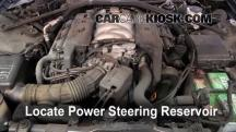 1993 Acura Legend L 3.2L V6 Sedan (4 Door) Power Steering Fluid