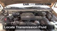 1993 Buick Roadmaster Estate Wagon 5.7L V8 Transmission Fluid