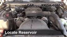 1993 Buick Roadmaster Estate Wagon 5.7L V8 Líquido limpiaparabrisas