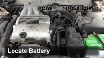 1993 Lexus ES300 3.0L V6 Battery