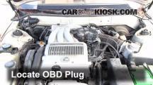1993 Lexus ES300 3.0L V6 Compruebe la luz del motor