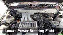 1993 Lexus ES300 3.0L V6 Power Steering Fluid