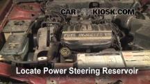 1993 Mercury Sable GS 3.8L V6 Sedan Power Steering Fluid