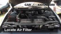 1994 Chevrolet Camaro 3.4L V6 Coupe Air Filter (Engine)