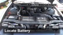 1994 Chevrolet Camaro 3.4L V6 Coupe Battery