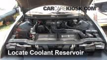 1994 Chevrolet Camaro 3.4L V6 Coupe Coolant (Antifreeze)