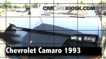 1994 Chevrolet Camaro 3.4L V6 Coupe Review
