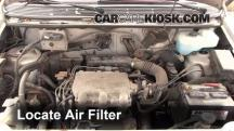 1994 Dodge Caravan 3.0L V6 Air Filter (Engine)