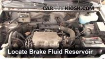 1994 Dodge Caravan 3.0L V6 Brake Fluid