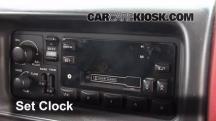 1994 Dodge Caravan 3.0L V6 Clock