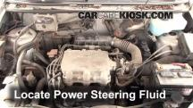1994 Dodge Caravan 3.0L V6 Power Steering Fluid