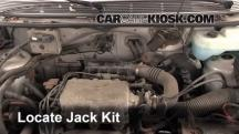 1994 Dodge Caravan 3.0L V6 Jack Up Car