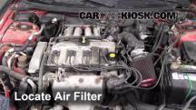 1994 Ford Probe 2.0L 4 Cyl. Filtro de aire (motor)