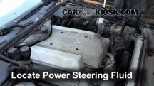 1995 BMW 540i 4.0L V8 Power Steering Fluid