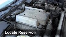 1995 BMW 540i 4.0L V8 Windshield Washer Fluid