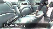 1993 Oldsmobile 98 Touring 3.8L V6 Battery