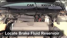 1993 Oldsmobile 98 Touring 3.8L V6 Brake Fluid