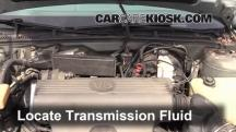 1993 Oldsmobile 98 Touring 3.8L V6 Transmission Fluid