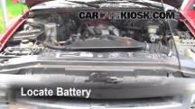 1995 Chevrolet Blazer LT 4.3L V6 (4 Door) Battery