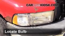 1995 Dodge Ram 1500 5.2L V8 Standard Cab Pickup Lights