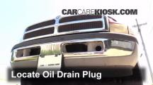1995 Dodge Ram 1500 5.2L V8 Standard Cab Pickup Oil