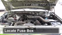 1995 Ford F-250 XL 7.5L V8 Standard Cab Pickup (2 Door) Fusible (motor)
