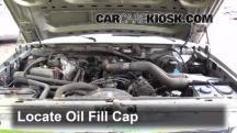 1995 Ford F-250 XL 7.5L V8 Standard Cab Pickup (2 Door) Oil
