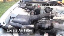 1995 Honda Civic EX 1.6L 4 Cyl. Coupe (2 Door) Air Filter (Engine)