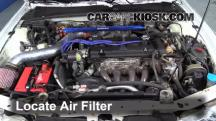 1995 Honda Prelude Si 2.3L 4 Cyl. Air Filter (Engine)