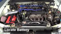 1995 Honda Prelude Si 2.3L 4 Cyl. Battery