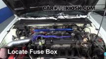 1995 Honda Prelude Si 2.3L 4 Cyl. Fuse (Engine)